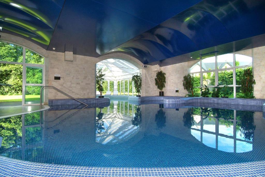 Brooklodge Macreddin Village Wicklow Book Your Hotel With Viamichelin
