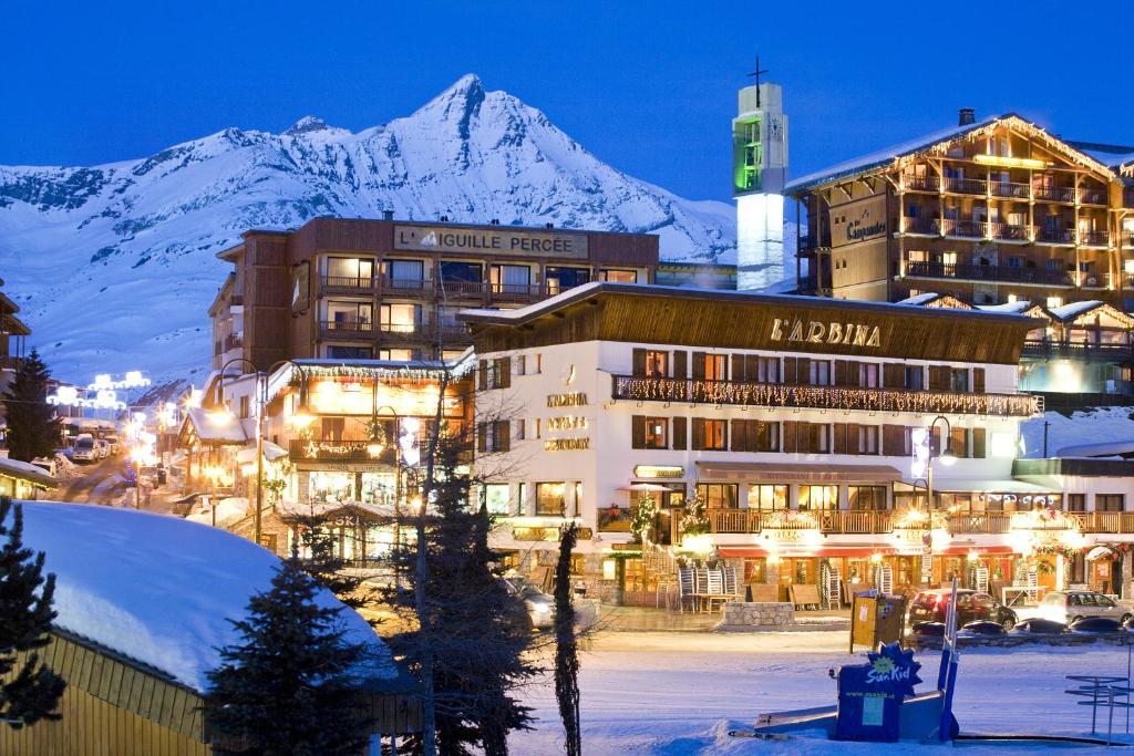 Hotel l 39 arbina tignes - Office de tourisme de tignes ...