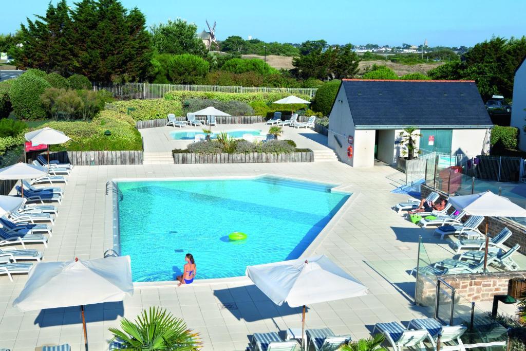 Hotel Restaurant Batz Sur Mer