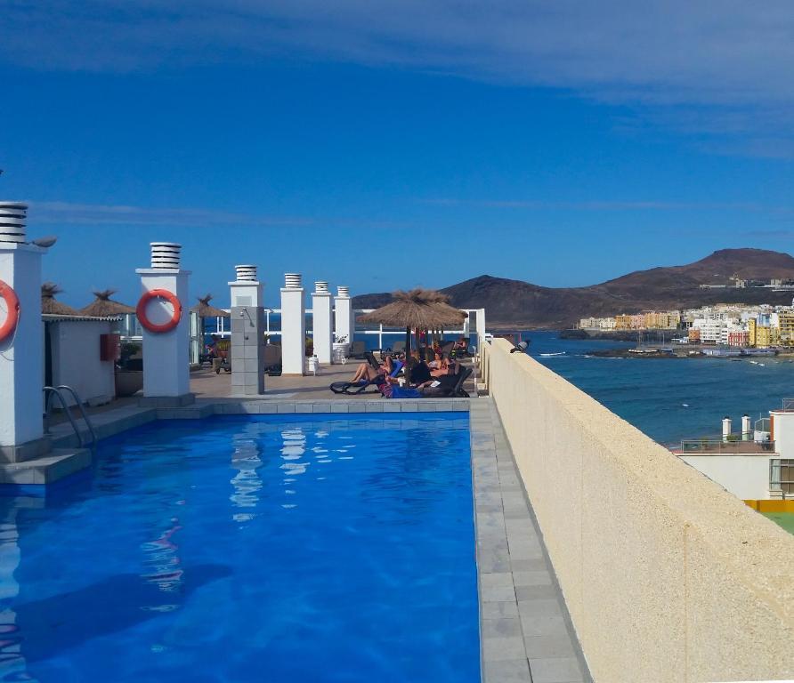Hotel Concorde Las Palmas Gran Canaria