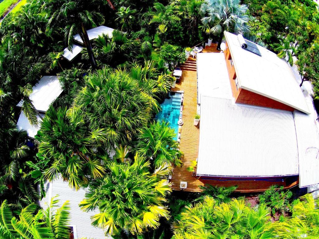 Chambres d 39 h tes lodge palmae chambres d 39 h tes saint pierre for Le jardin reunionnais 97410