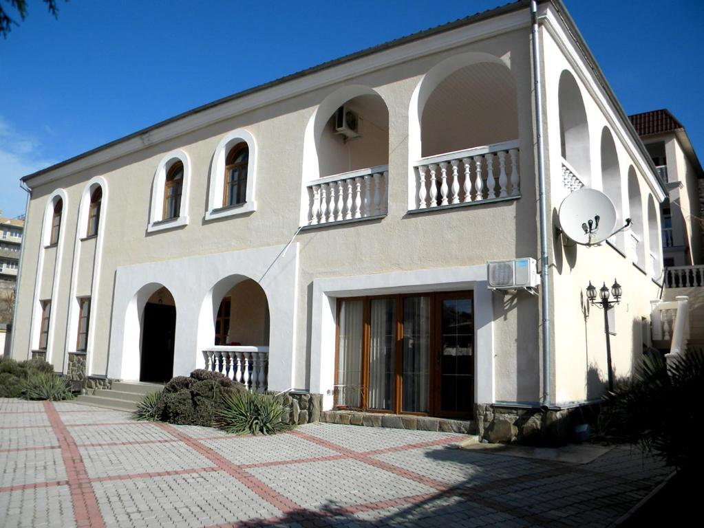 Отзывы Guest House Chernomoroff