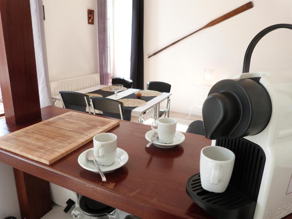 appart titanic cherbourg centre port r servation gratuite sur viamichelin. Black Bedroom Furniture Sets. Home Design Ideas