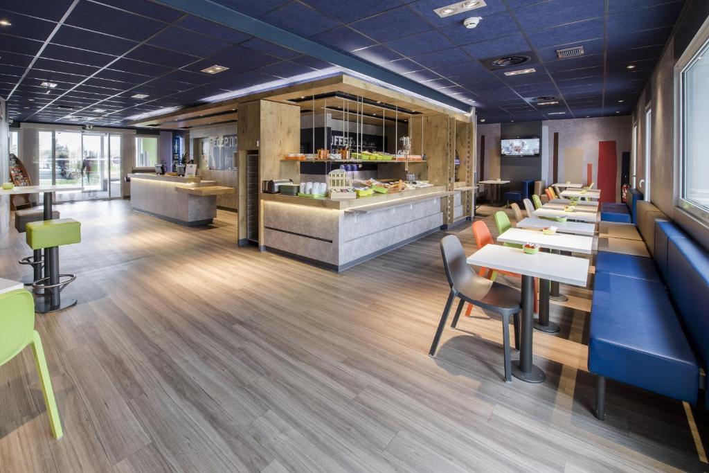Ibis budget valence sud portes l s valence viamichelin for Restaurant le loft portes les valence