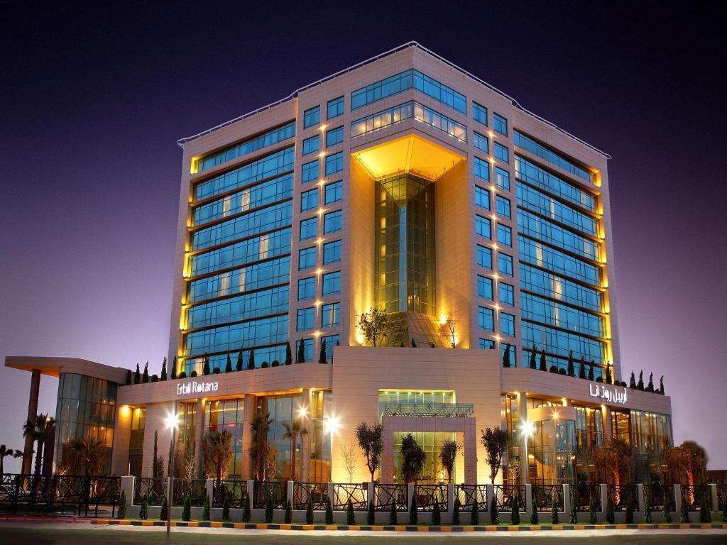 Erbil Rotana Hotel Arbil Book Your Hotel With Viamichelin