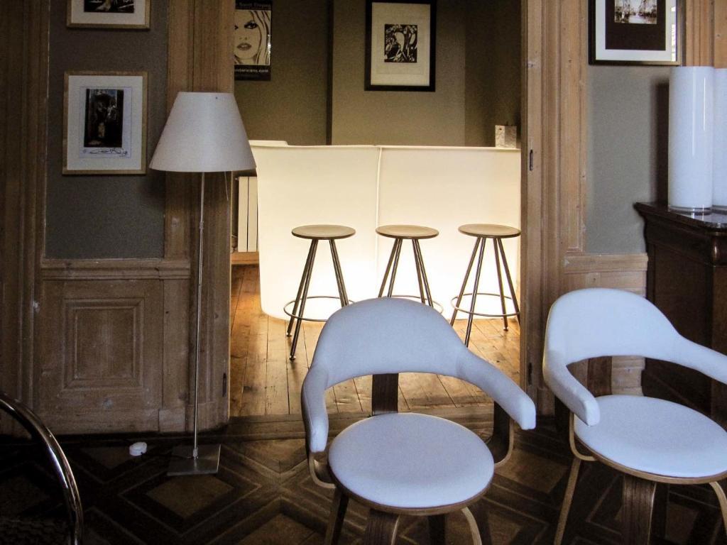 le lit du loup r servation gratuite sur viamichelin. Black Bedroom Furniture Sets. Home Design Ideas