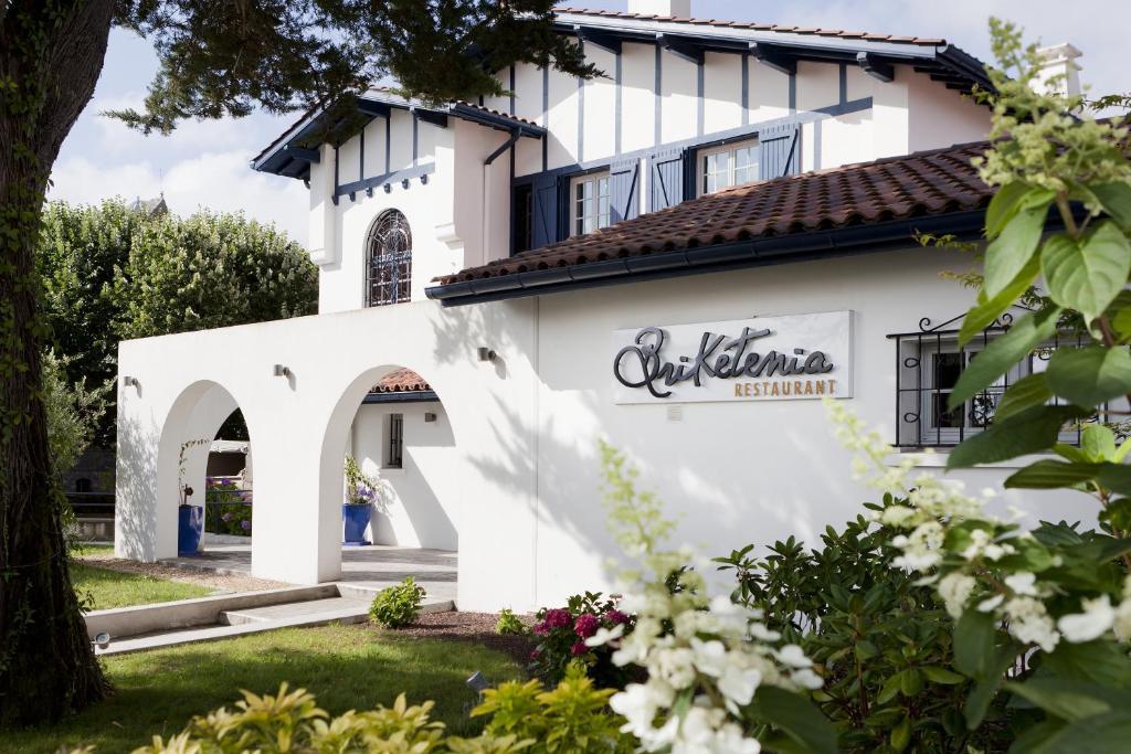 Hotel Villa Catarie Guethary France