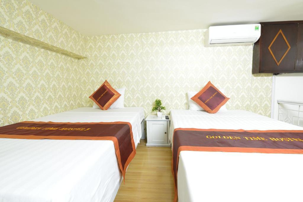 Phòng Cơ bản 2 Giường đơn dùng chung Phòng tắm