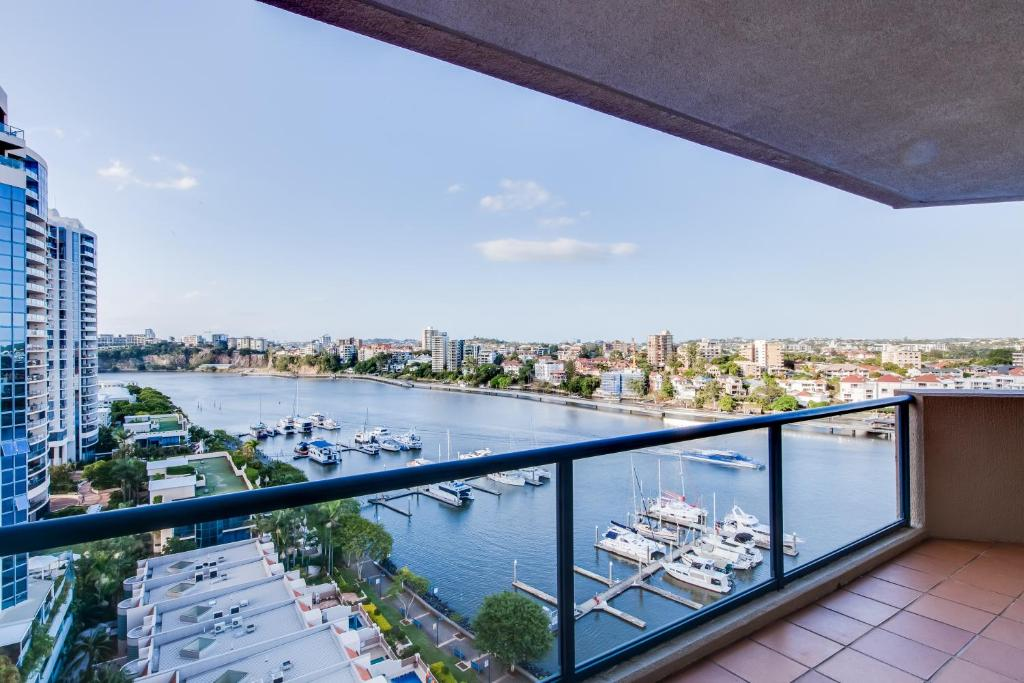 Aparthotel Central Dockside (Australia Brisbane) - Booking.com