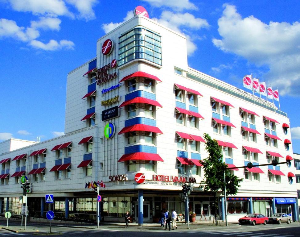 Original Sokos Hotel Vaakuna Mikkeli Object Object