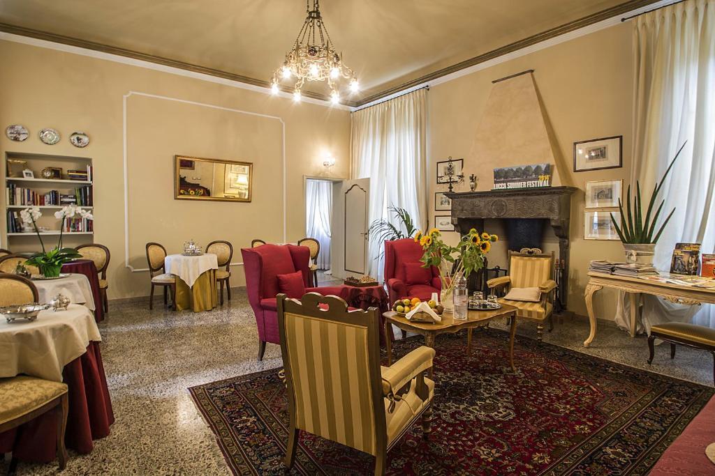 Hotel Relais San Lorenzo Lucca Italy