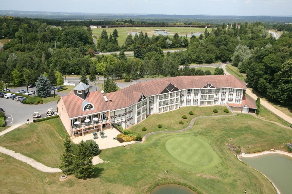 Golf hotel de mont griffon r servation gratuite sur for Reserver des hotels