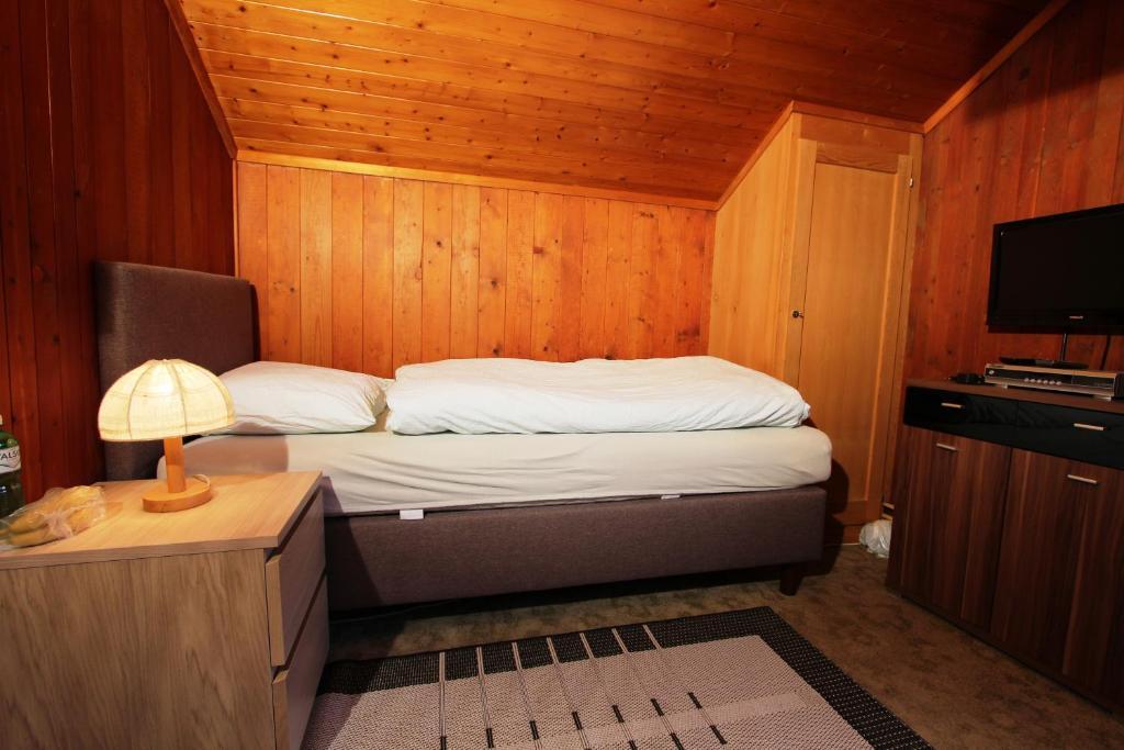 Hotel Restaurant Alpina Innertkirchen Schweiz