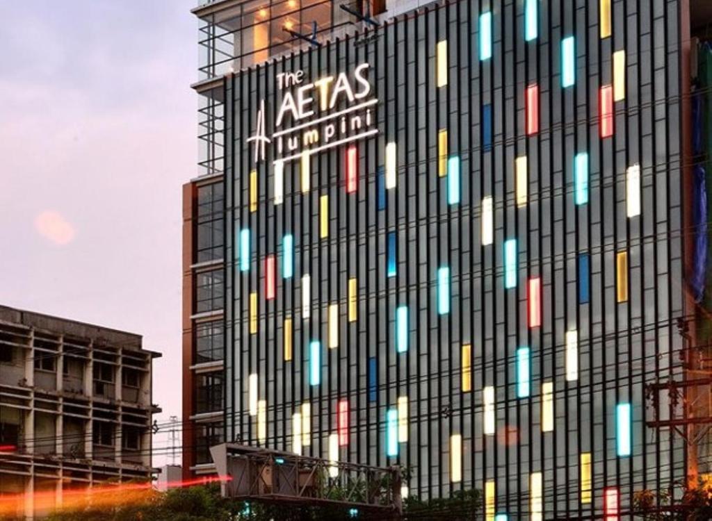 Hotel Aetas Lumpini Bangkok Booking