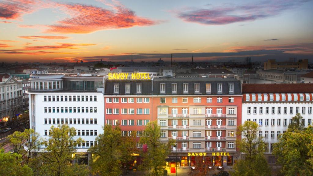 Savoy Berlin Berlin Informationen Und Buchungen Online