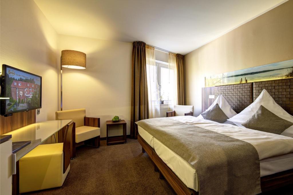 Hotel Am Badepark Bad