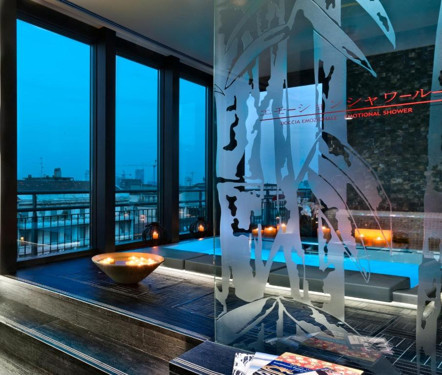 Enterprise hotel design boutique milan book your for Hotel design book