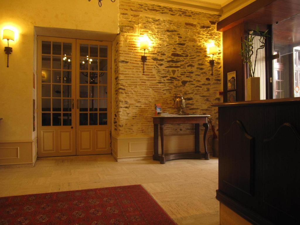 hotel des 3 marchands nantes prenotazione on line viamichelin. Black Bedroom Furniture Sets. Home Design Ideas
