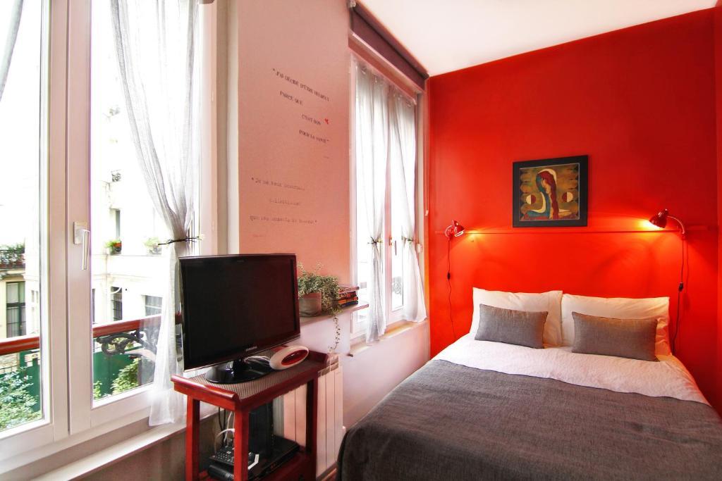 My open paris paris book your hotel with viamichelin for Seven hotel paris booking