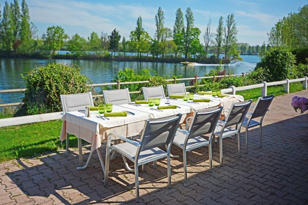 Restaurant Francais A Evry