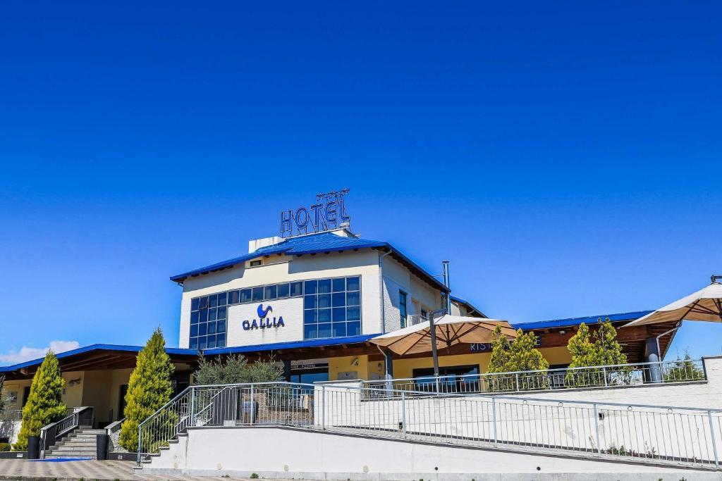 Hotel gallia r servation gratuite sur viamichelin for Reservation gratuite hotel