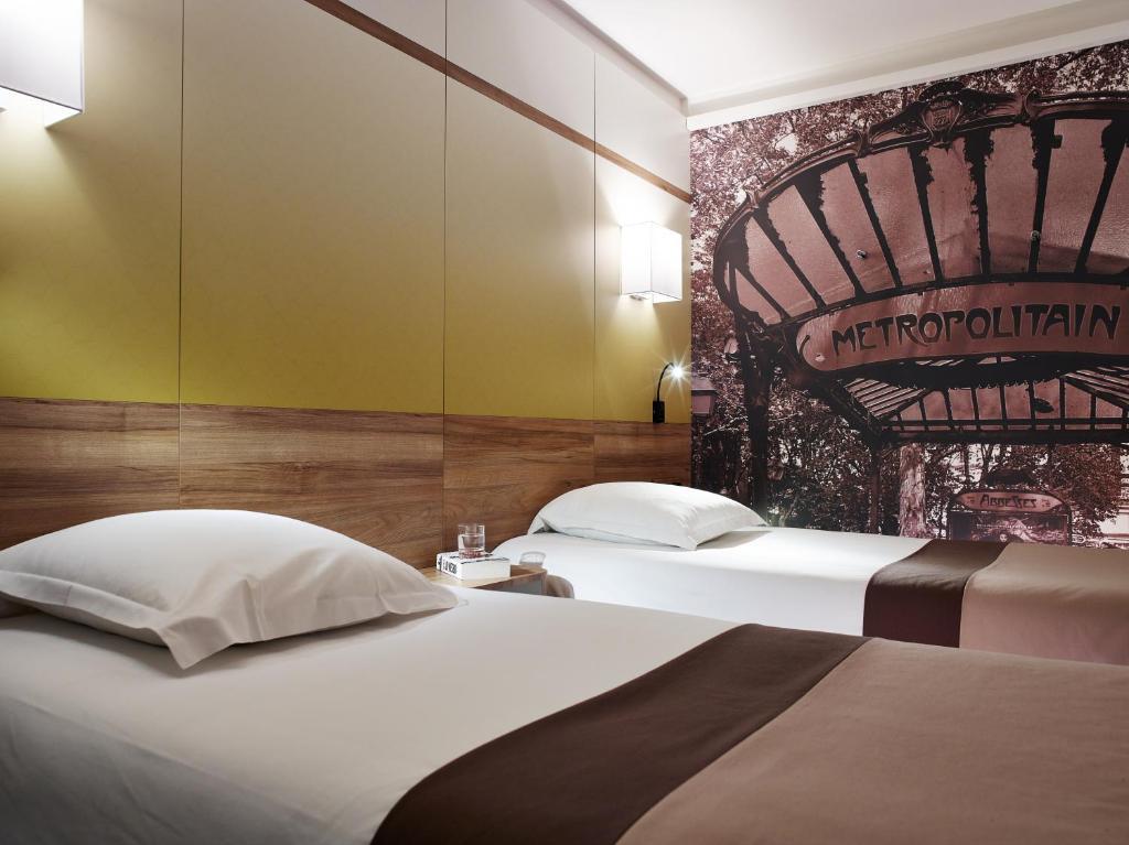 Hotel median paris porte de versailles for Porte de versailles hotel