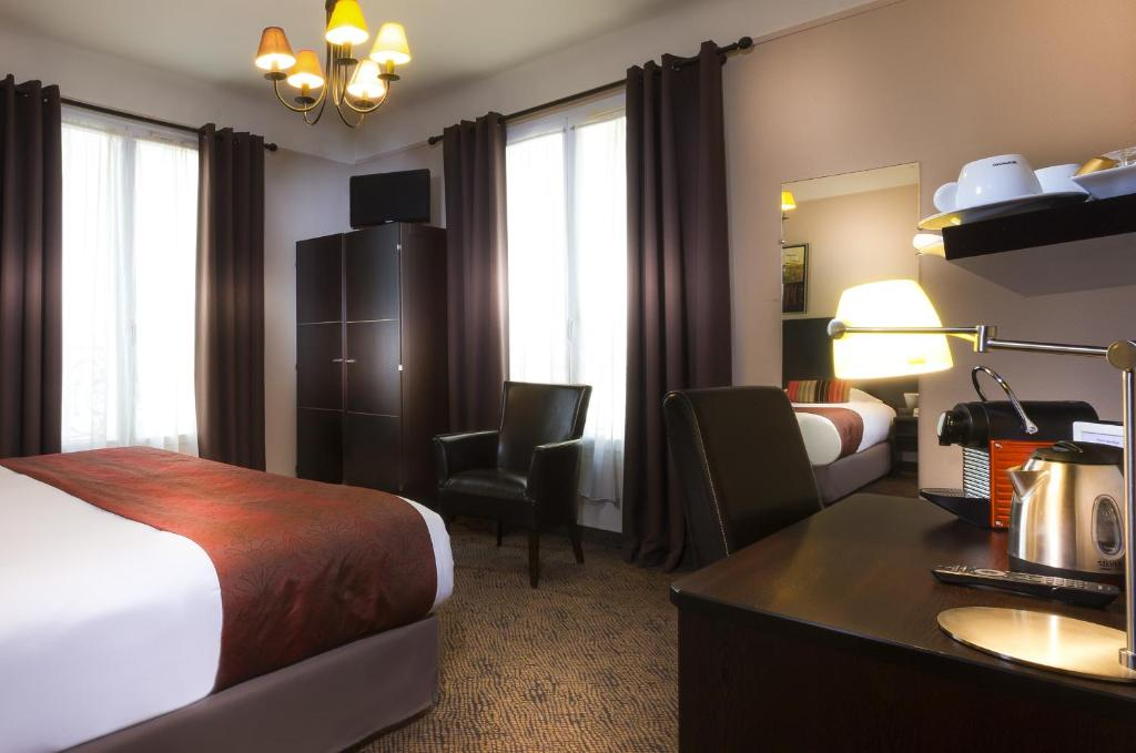 Hotel Square Chatillon Paris
