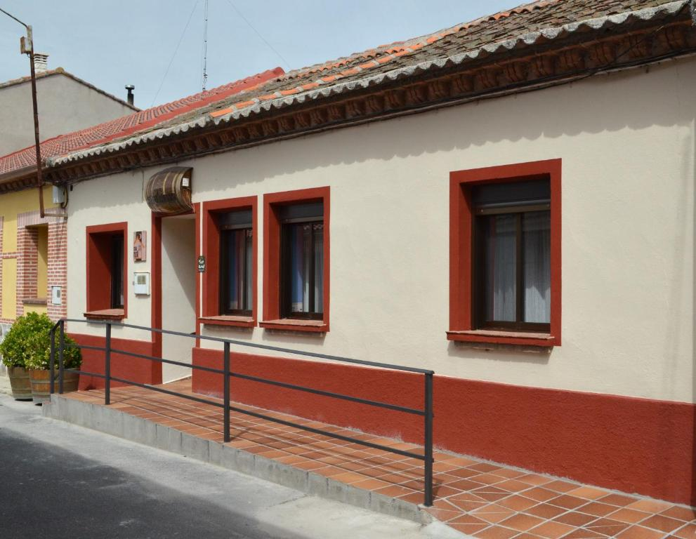Casa Rural Las Barricas (España Coca) - Booking.com