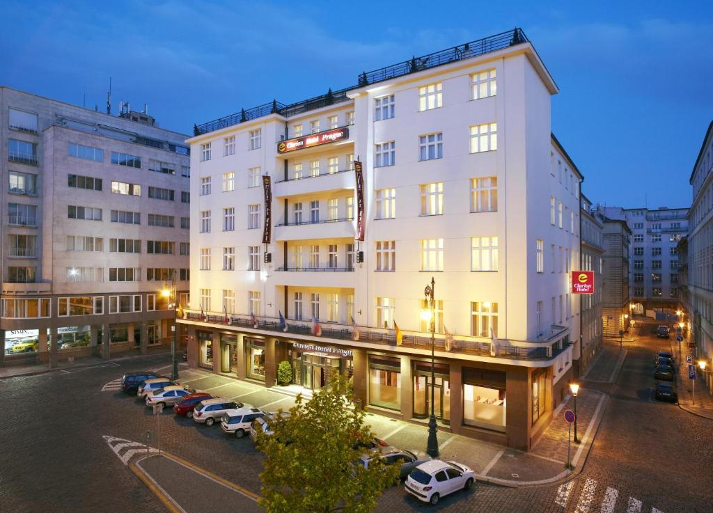 Clarion hotel prague old town r servation gratuite sur for Hotel reservation in prague