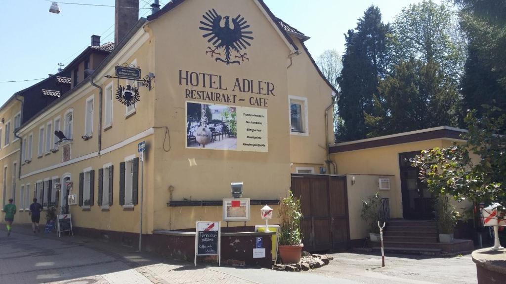 Schwarzer Adler Hotel Garni