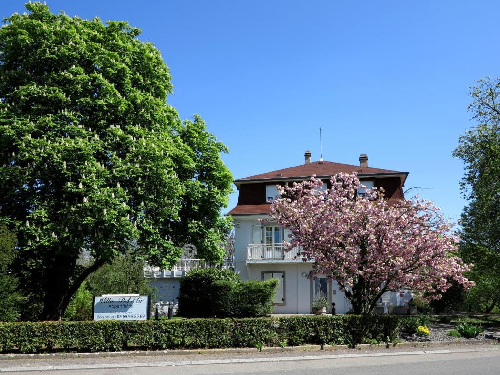 La villa bel air obernai book your hotel with viamichelin for Hotels obernai