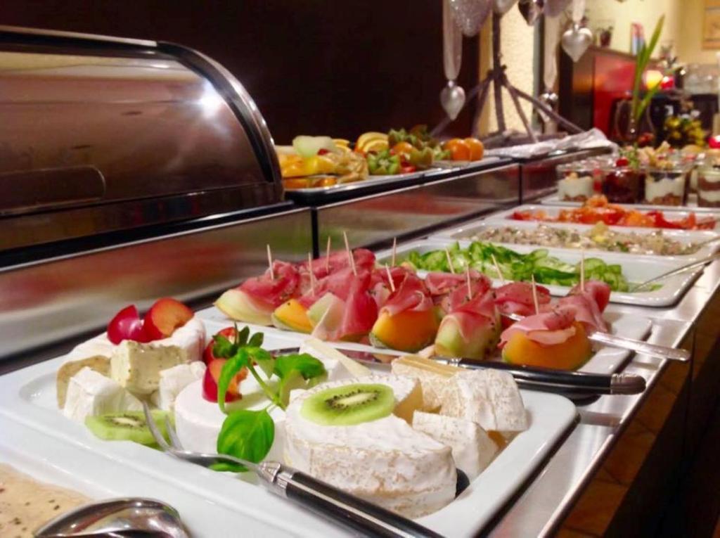 Ostseehotel Baabe Hotel Restaurant