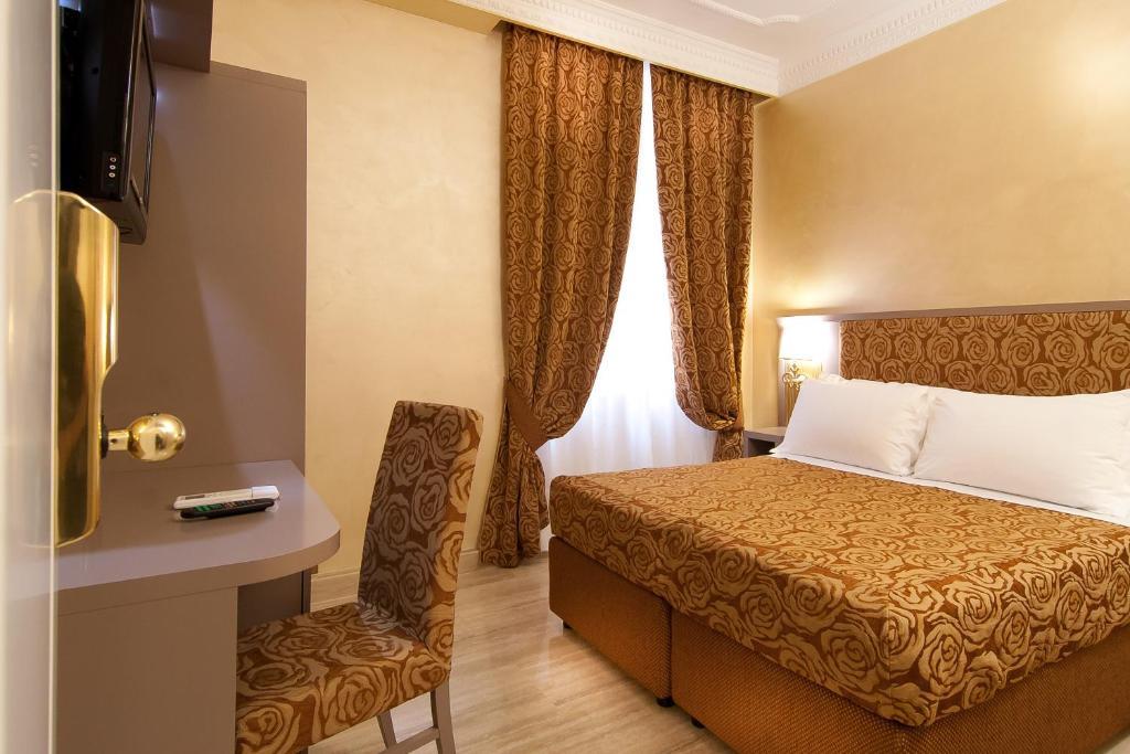 O Hotel Fellini é uma boa opção de hospedagem em Trevi