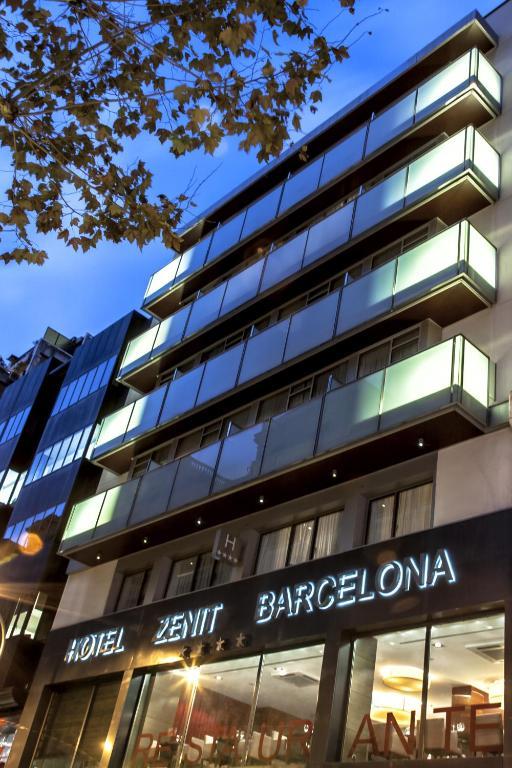 Zenit barcelona barcellona prenotazione on line for Prenotare hotel barcellona