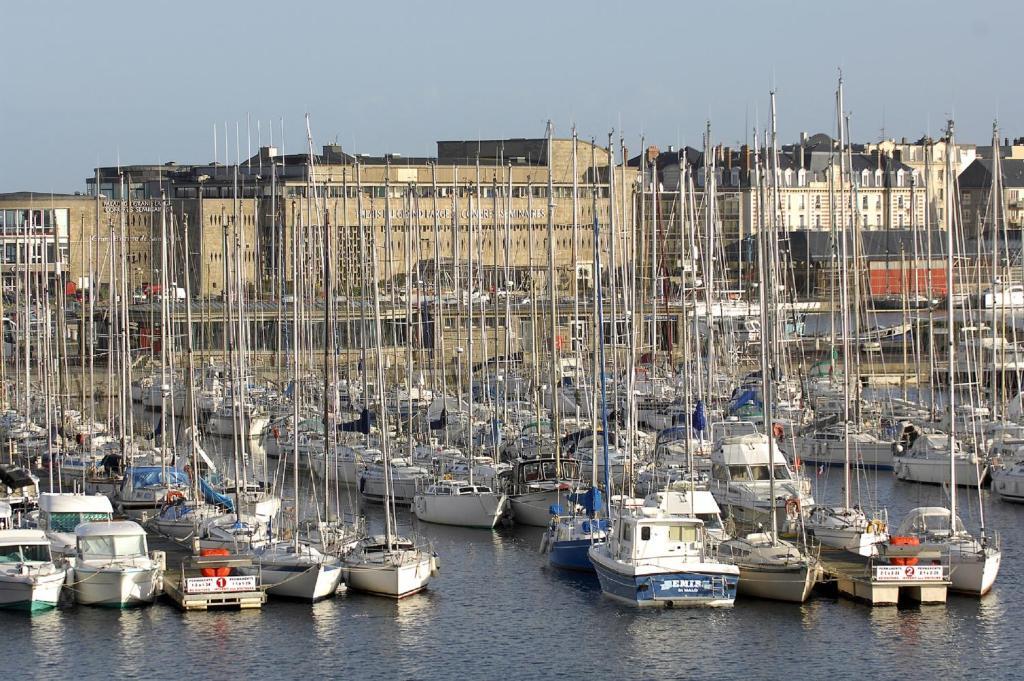 Appart Hotel  Ef Bf Bd Saint Malo