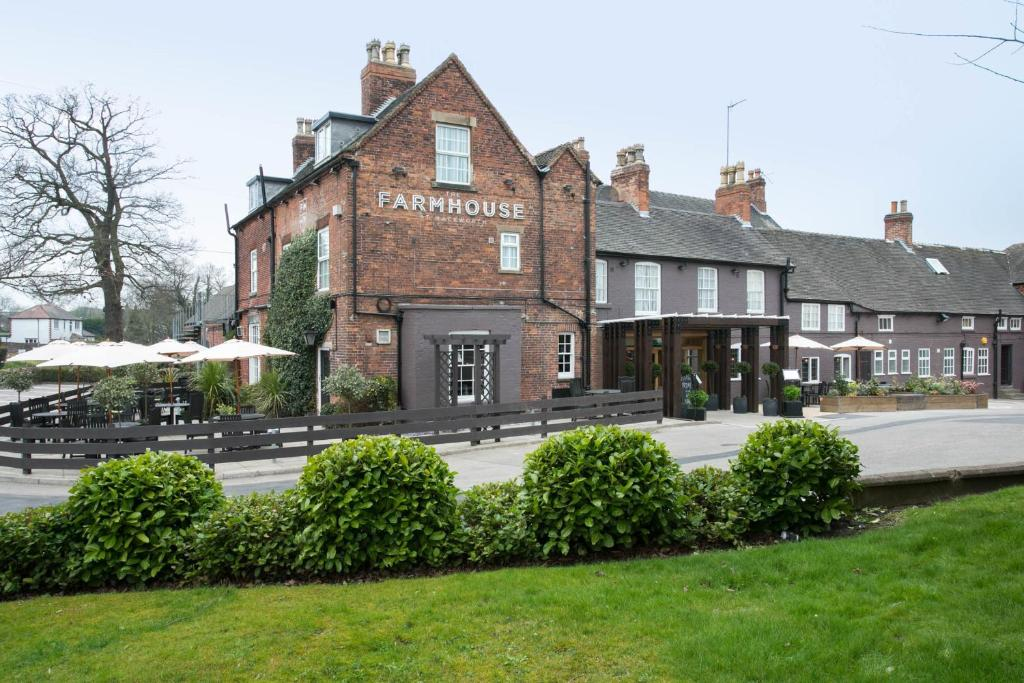 The farmhouse derby online booking viamichelin for Derby hotels
