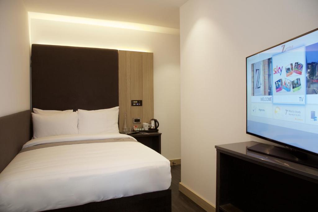 O The Z Hotel Shoreditch é uma boa opção de hospedagem em Angel