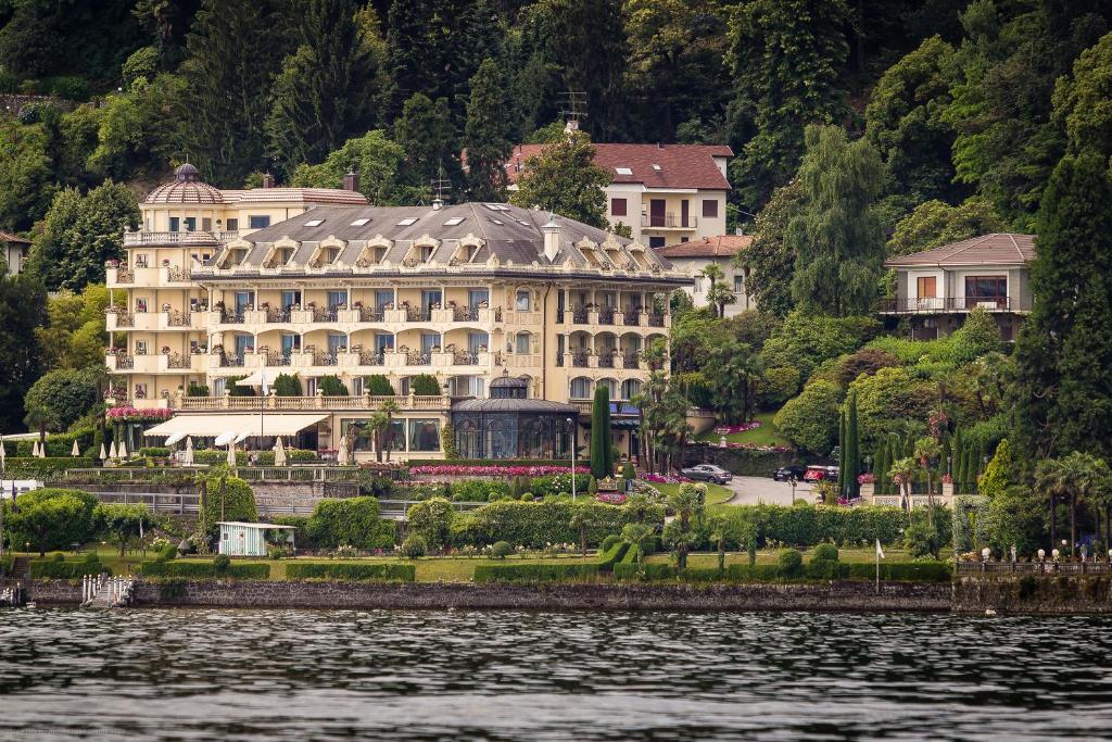 Hotel Villa E Palazzo Aminta Via Sempione Nord  Stresa