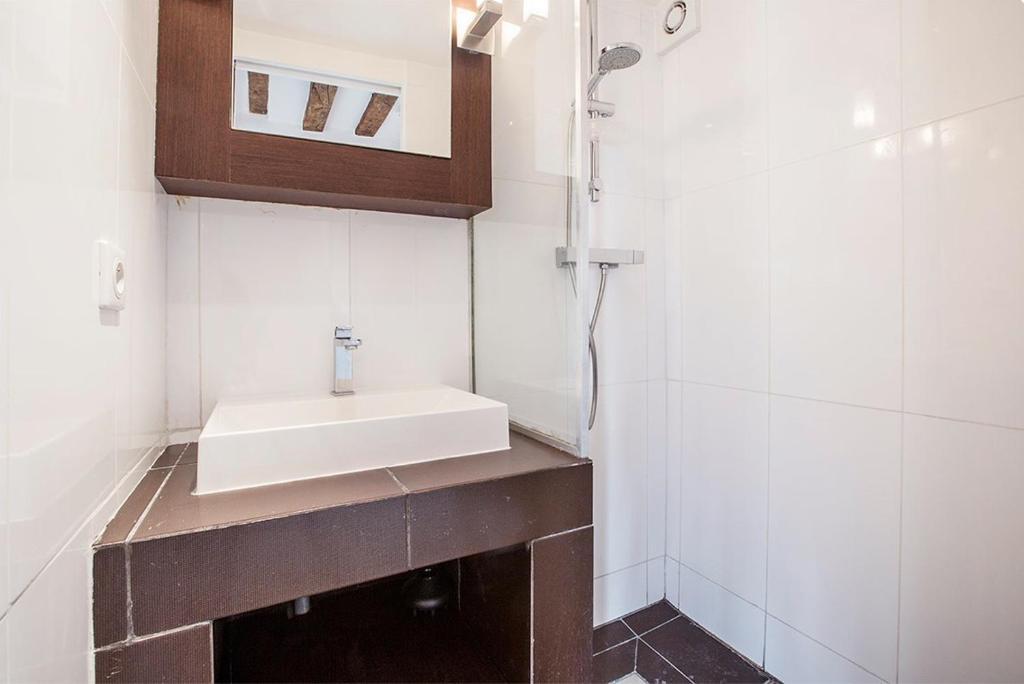 Appartement louvre duplex locations de vacances paris for Duplex appartement paris