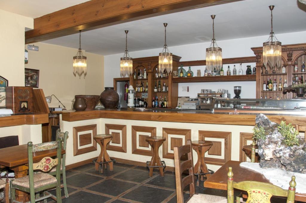 San marsial benasque hotel benasque informationen und for Hotel avenida benasque