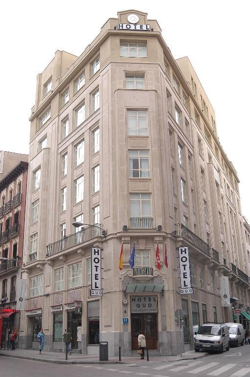 Hotel quatro puerta del sol madrid for Puerta del so