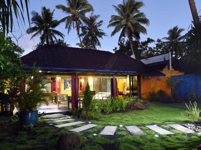 Villa mitirapa polyn sie fran aise tohautu for Les jardins de la villa booking