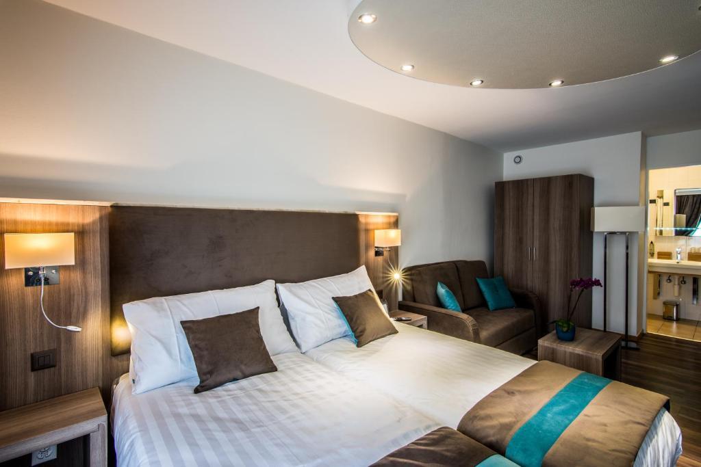 hotel rousseau ginebra reserva tu hotel con viamichelin. Black Bedroom Furniture Sets. Home Design Ideas