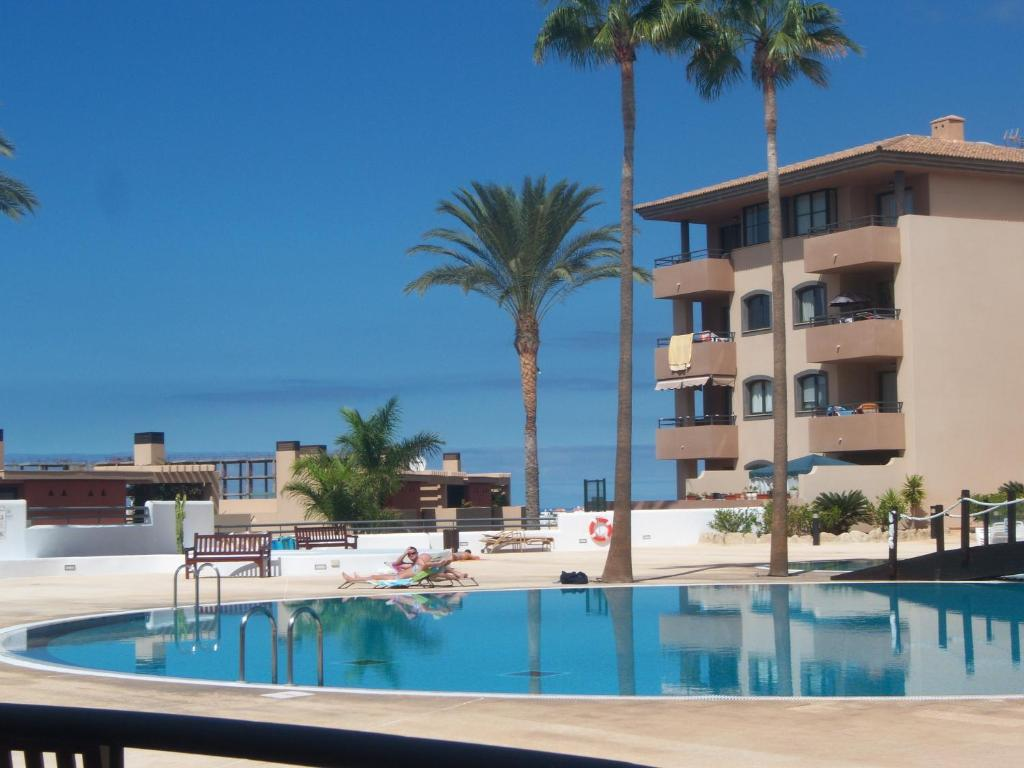 Appartement tenerife espa a playa para so for Booking appartement