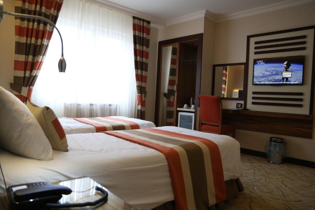 Fimka hotel istanbul informationen und buchungen for Dekor hotel laleli istanbul