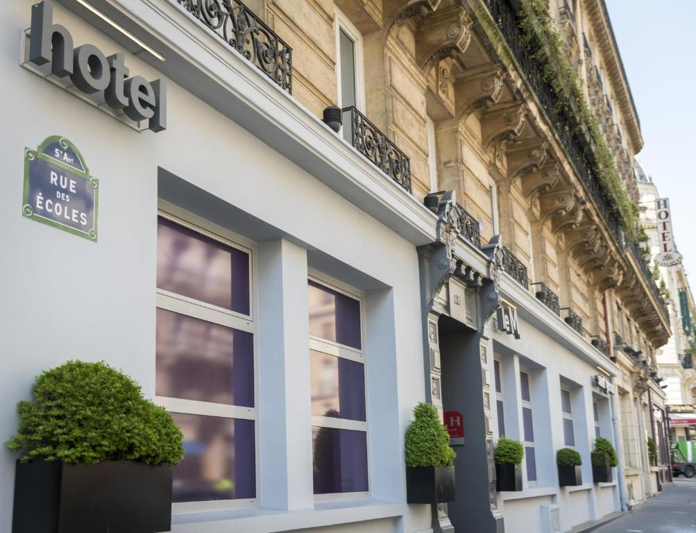 Hotel moderne st germain r servation gratuite sur for Hotel sans reservation paris