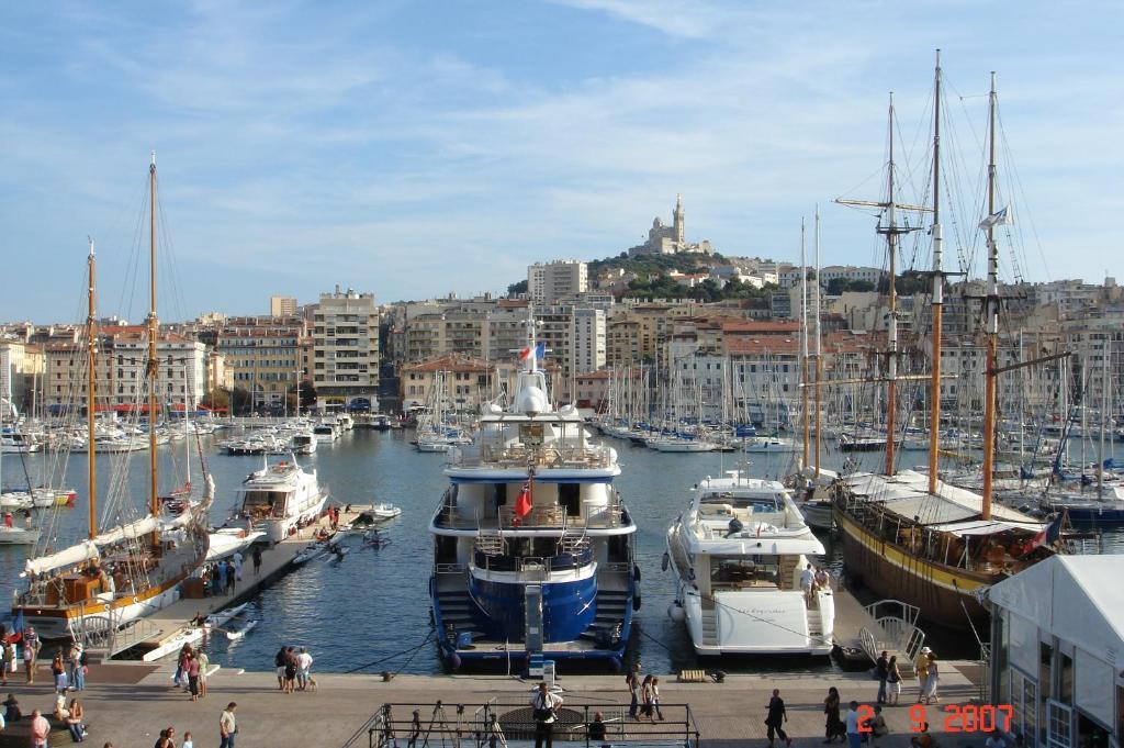 Hotel Marseille Proche Port Maritime