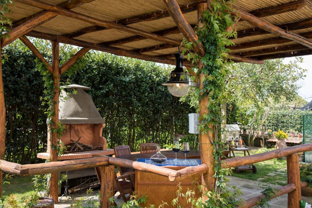 B b la casa nel giardino piano di sorrento book your for I migliori siti di piano casa