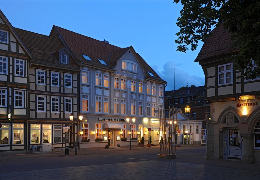 Celler Hof Hotel