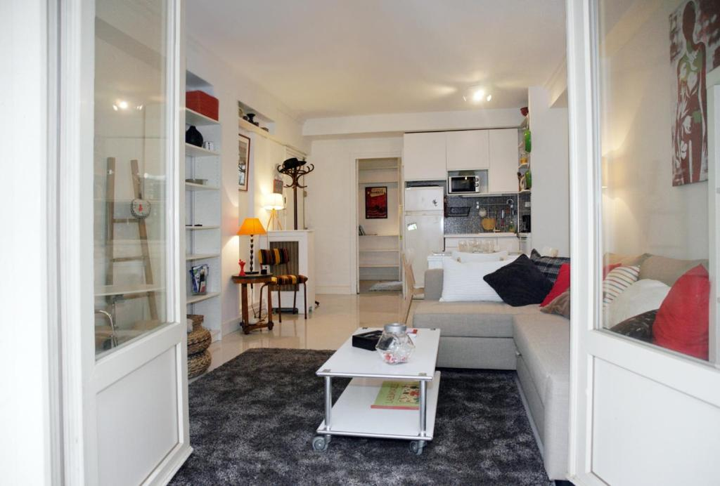 1 комнатная квартира париж продажа в латинском квартале